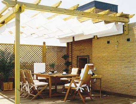 Problemas con modificador cloth ayuda for Toldos para patios interiores