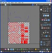 existe alguna forma o programa que corrija los poligonos mal distribuidos en un objet-01.jpg