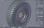 Reto modelado del fv721 fix paso a paso modelado texturas y render-neumatico000.jpeg