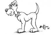 Modelar un perro   -toondog1.jpg