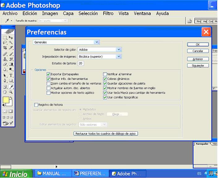 Configurando el menu preferencias-1.jpg