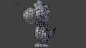 Mis primeros modelos de  para animar-yoshyizquierda1.png