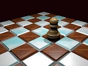 Chess Pieces  Blender Internal Render -foto-blender-peon2.jpg