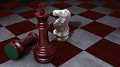 Chess Pieces  Blender Internal Render -final_chess002.jpg