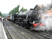 Locomotora a vapor clase 5, 4-6-0-9407.jpg