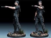 Los Mercenarios - Barney Ross  Sylvester Stallone -compo1e.jpg