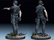 Los Mercenarios - Barney Ross  Sylvester Stallone -compo3.jpg