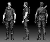 Los Mercenarios - Barney Ross  Sylvester Stallone -compo2b.jpg