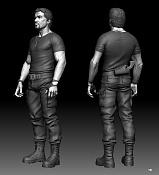 Los Mercenarios - Barney Ross  Sylvester Stallone -compo4.jpg