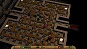 Steampac 3d: videojuego arcade de laberinto realizado con blender-steampac_general_01.jpg
