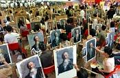 DaFEN, La ciudad de los pintores chinos -escuela_de_pintura.jpg