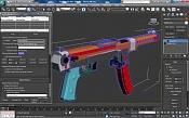 Render to texture - No baking -gun_problem01.jpg