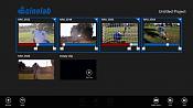 Cinelab, un editor de video gratuito -cinelab-windows8.png