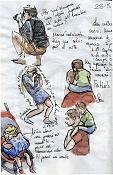 Dibujos rapidos , Bocetos  y apuntes  en papel -sin-t-u0025c3-adtulo-2.jpg