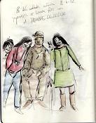 Dibujos rapidos , Bocetos  y apuntes  en papel -journal005.jpg