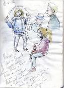 Dibujos rapidos , Bocetos  y apuntes  en papel -journal006.jpg