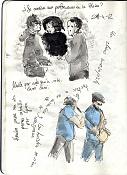 Dibujos rapidos , Bocetos  y apuntes  en papel -journal018.jpg