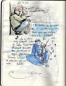 Dibujos rapidos , Bocetos  y apuntes  en papel -journal021.jpg