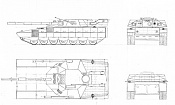 us m1a1 abrams-armata_main_battle_tank_russia_russian_defence_industry_military_technology_line_drawing_bluepri.jpg