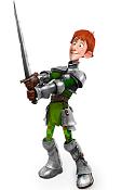 Justin y la espada del valor :: kandor-justin-sinopsis.png