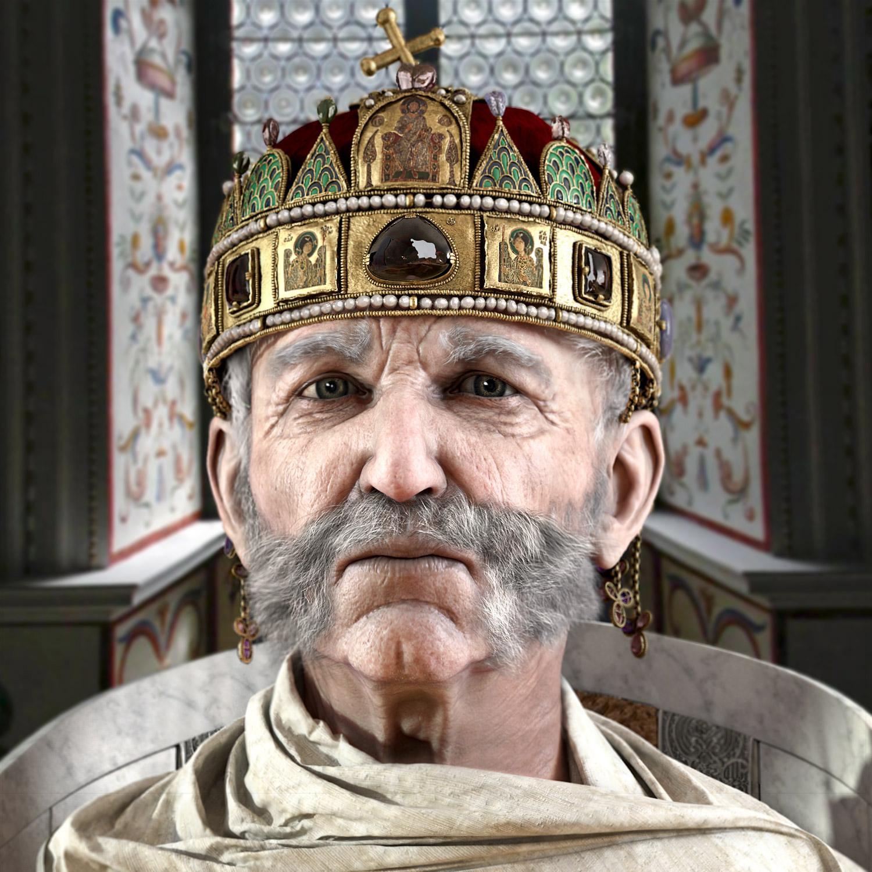 general  un rey y su corona