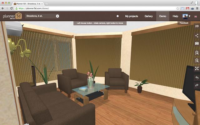 Planner 5d crea la casa que nunca tendras en 3d taringa for Crea casa 3d