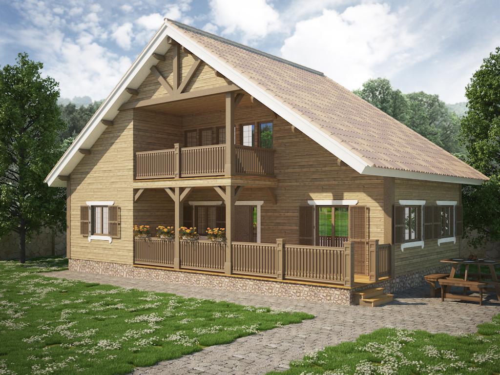 Casa de madera - Casas de madera en alcorcon ...