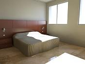 Necesito consejos para conseguir un render mas realista  Mental Ray -dormitorio8.jpg