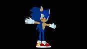 Sonic X en Blender 2 5-render-1.png
