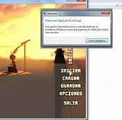 Primera fase de desarrollo  Pawn Video Juego -error5.jpg