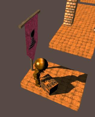 Primera fase de desarrollo  Pawn Video Juego -sombras.jpg