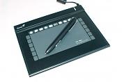Mejor eleccion tableta digitalizadora, principiante  -geniusf350-01.jpg