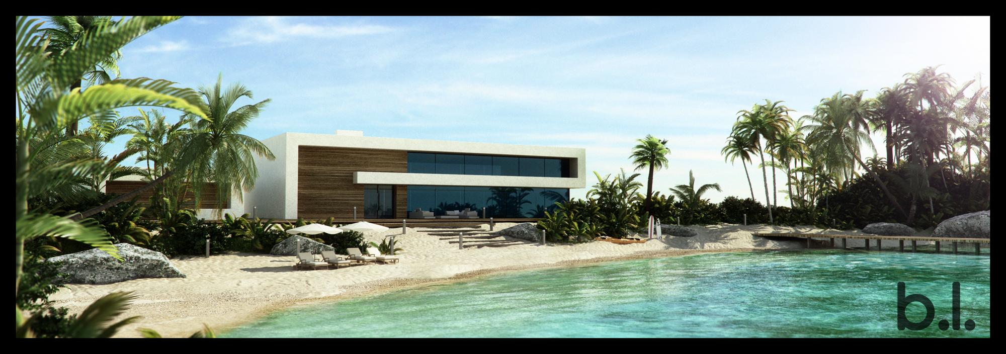 Una casita en la playa - Casitas de playa ...