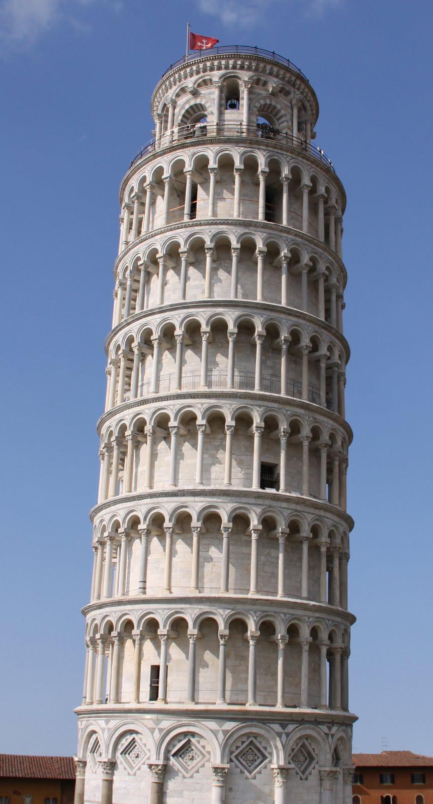 foto de Torre de pisa paso a paso