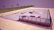 Modelado Skatepark - Render final-render-skatepark-4-photoshop-.jpg