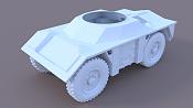 Reto modelado del FV721 Fox  Paso a Paso Modelado, Texturas y render -frontal-3.png