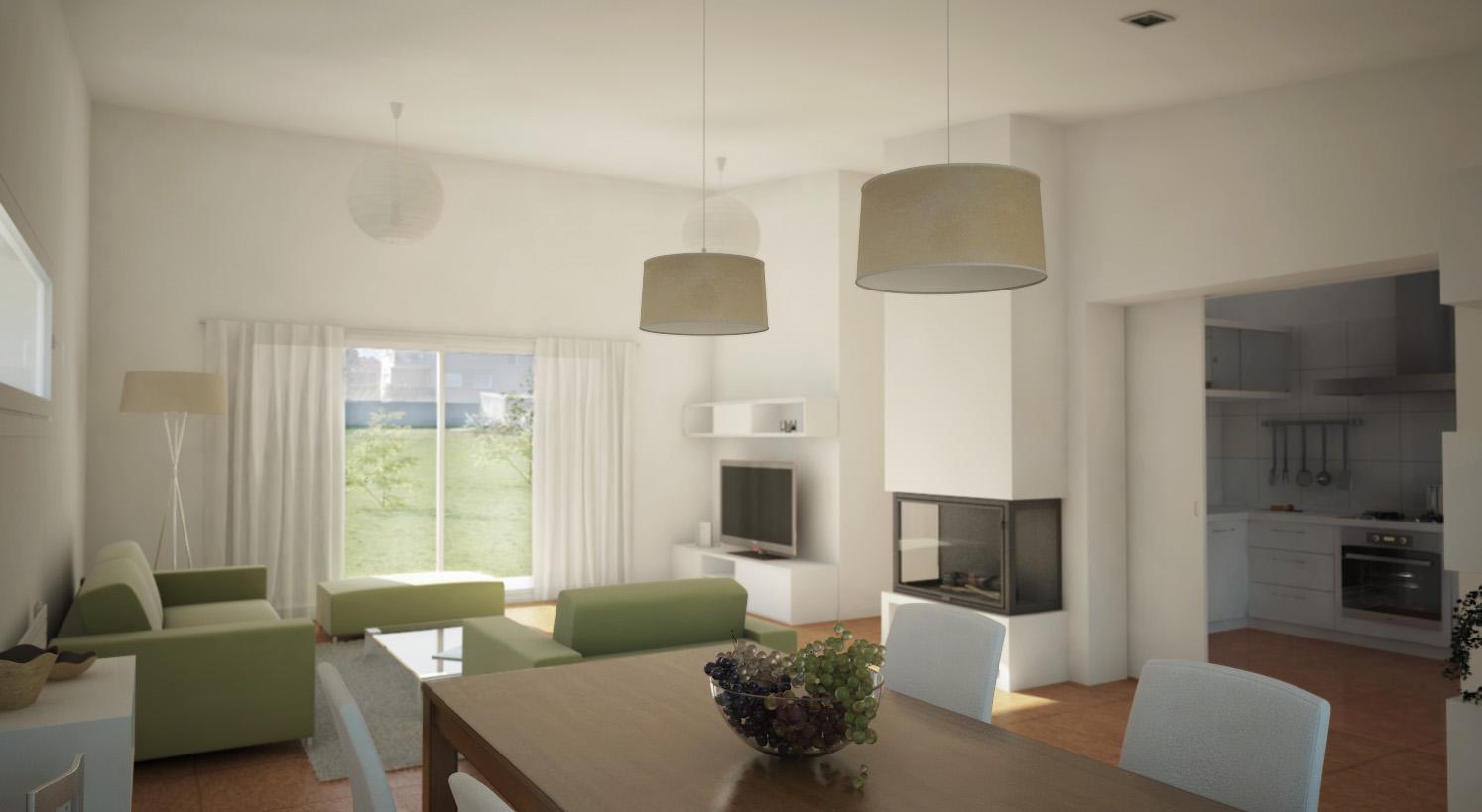 General interior vivienda for Vivienda interior