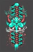 Bee trabajos de Ilustracion:-smoke_zpsf445907b.jpg