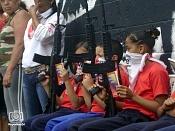Ha muerto Hugo Chavez -lapiedritafusiles.jpg