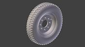 Reto modelado del FV721 Fox  Paso a Paso Modelado, Texturas y render -foto_rueda_232.png