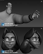 Digital Rebel academy: Curso personajes 3D para animacion -pareja_modelado.jpg