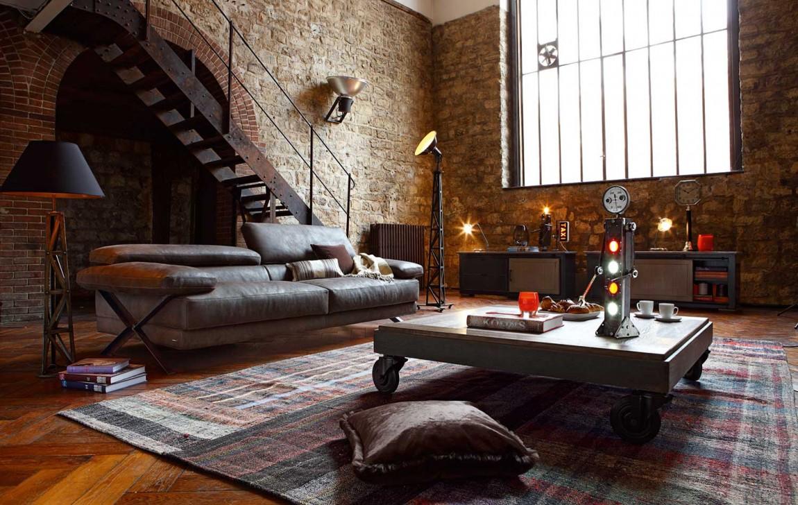 Loft дизайн интерьера