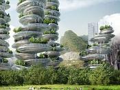 Concepto Ecologista en el diseño - y unos buenos renders-dezeen_asian-cairns-by-vincent-callebaut_7.jpg