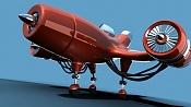 Modelado, Texturizado   Render de un avion-avion.jpg