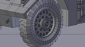 Reto modelado del FV721 Fox  Paso a Paso Modelado, Texturas y render -fv571fox7.png