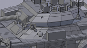 Reto modelado del FV721 Fox  Paso a Paso Modelado, Texturas y render -fv571fox8.png