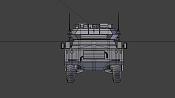 Reto modelado del FV721 Fox  Paso a Paso Modelado, Texturas y render -fv571fox11.png