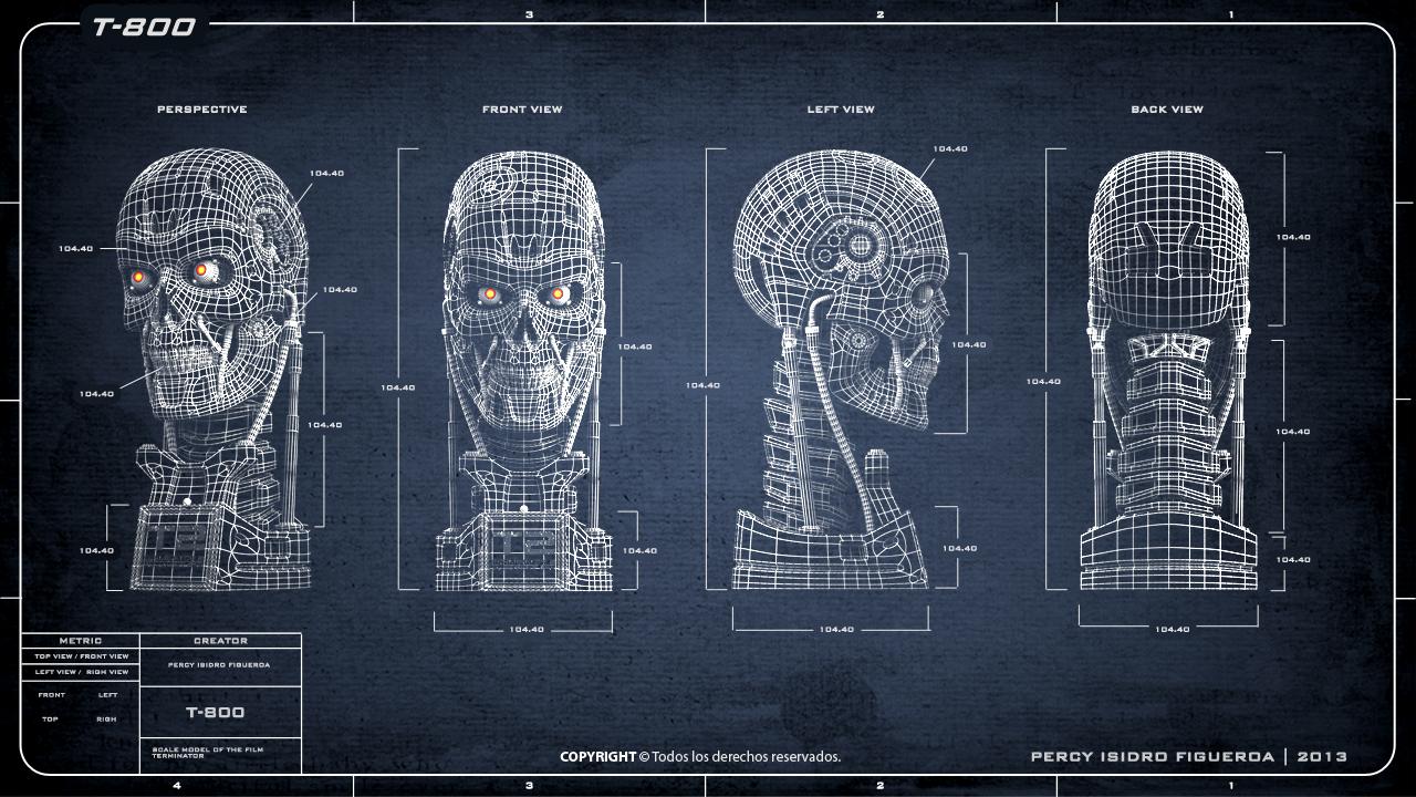 Image gallery terminator blueprints for Blueprint photo gallery
