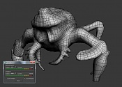 CREaTURE SCENE  progress -polygons-low.jpg