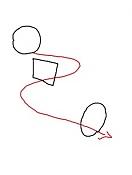 Cambiar forma en el recorrido de una extrusion -ejemplo.jpg